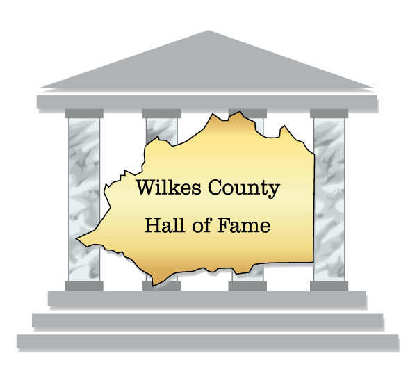Wilkes County Hall of Fame 613 Cherry St, North Wilkesboro, NC 28659 • (336) 667-1121